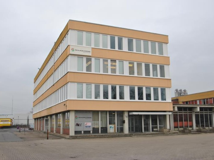 Helle Bürofläche in Billbrook
